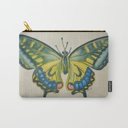 Butterfly no.1 Carry-All Pouch