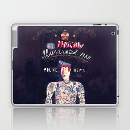 Moscow Policeman Laptop & iPad Skin
