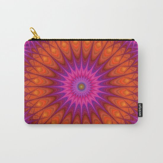 Hell mandala Carry-All Pouch