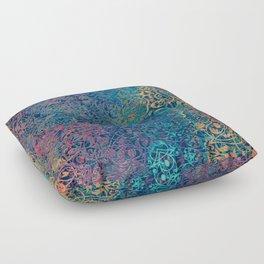 magic mandala 45 #magic #mandala #decor Floor Pillow