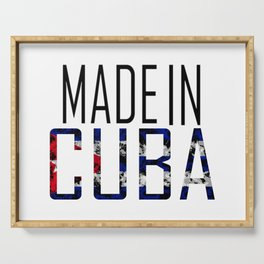 Made In Cuba Serving Tray