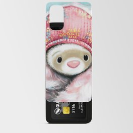 Winter Princess Android Card Case