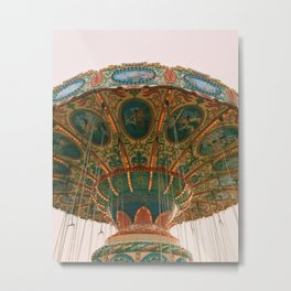Italian Swings Metal Print