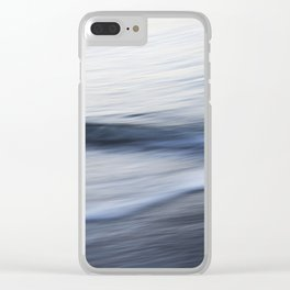 Emotions #2 Clear iPhone Case