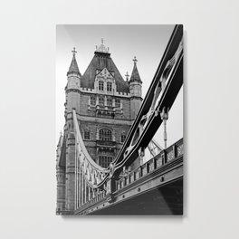 London ... Tower Bridge III Metal Print