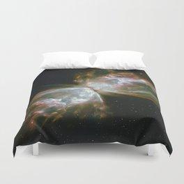 The Butterfly Nebula Duvet Cover