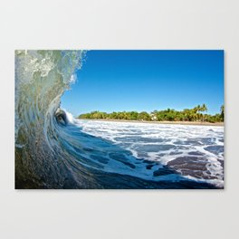 The Tube Collection p4 Canvas Print
