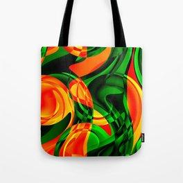Abstract 48 Tote Bag
