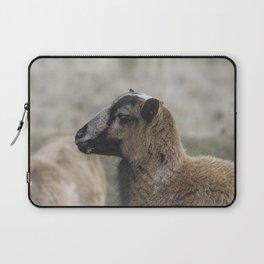 Barbados Blackbelly Sheep Profile Laptop Sleeve