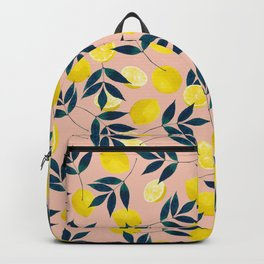 Lemony Goodness Backpack
