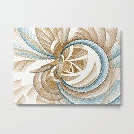 Murl  Abstract 01 Metal Print
