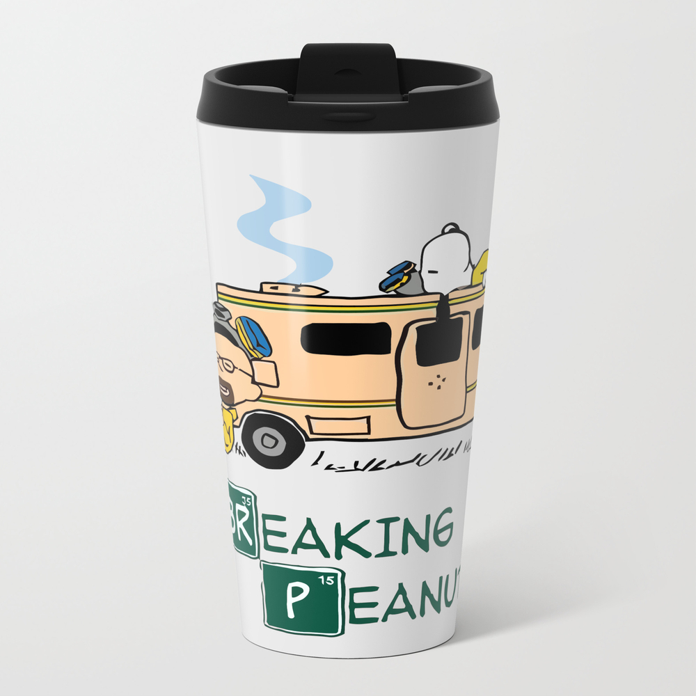 Breaking Peanuts Travel Cup TRM8318347