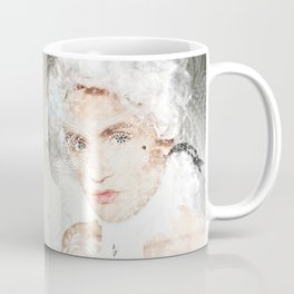 Rokoko Portrait Coffee Mug