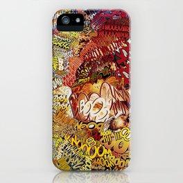 BoooM iPhone Case