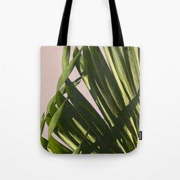 Palm leaf Tote Bag