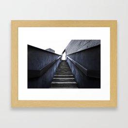 Holocaust Memorial V Framed Art Print