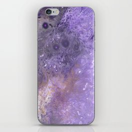 Fading Lavander iPhone Skin