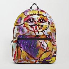 Feisty Flower Petal Venom Backpack