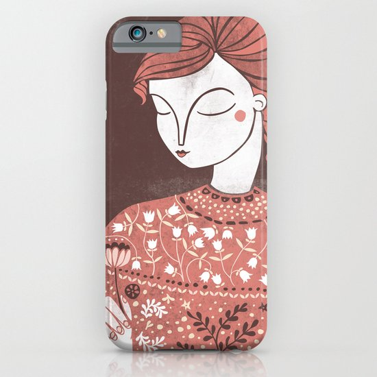 The Botanist iPhone & iPod Case