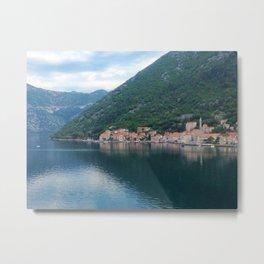 Montenegro Anyone Metal Print