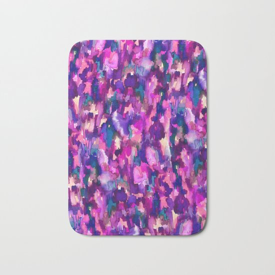 Verve (Purple) Bath Mat
