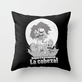 Dor-a the Dead Throw Pillow
