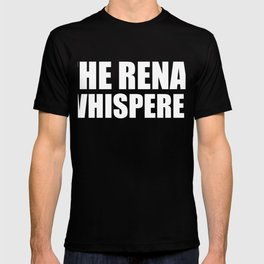 Renal Whisperer Medical School Doctor Nephrologist Nephrology T-shirt