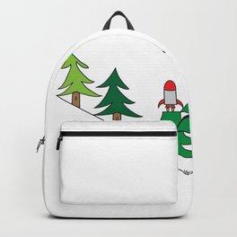 3, 2,1 Blast Off Backpack