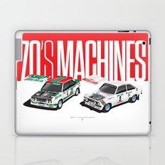 70's Machines Laptop & iPad Skin