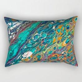 Craters Rectangular Pillow