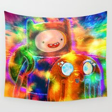 Start for an ultimate adventure.. Wall Tapestry