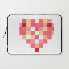 Squares of Love Laptop Sleeve