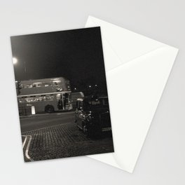 London Cab and Bus, 2000 Stationery Cards