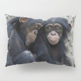 Chimpanzee 002 Pillow Sham
