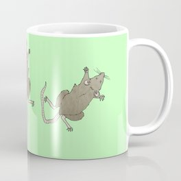 Dead Rat Coffee Mug