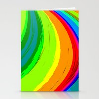 pride Stationery Cards featuring Pride by Vix Edwards - Fugly Manor Art