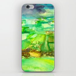 south downs iPhone Skin