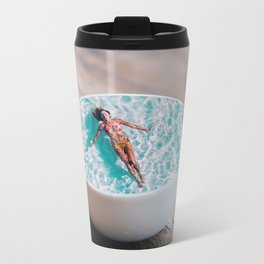 Chill out Metal Travel Mug