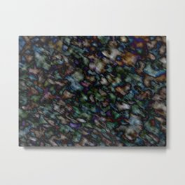 Dark Color Mania Metal Print