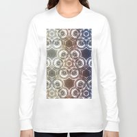 glass Long Sleeve T-shirts featuring GLASS by Zeno Photography