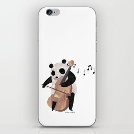 Mr. Paws iPhone Skin