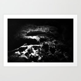 BLACK LAGOON Art Print