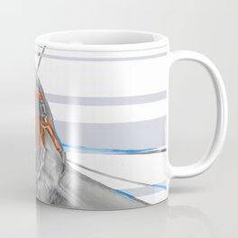 Baseball player Coffee Mug