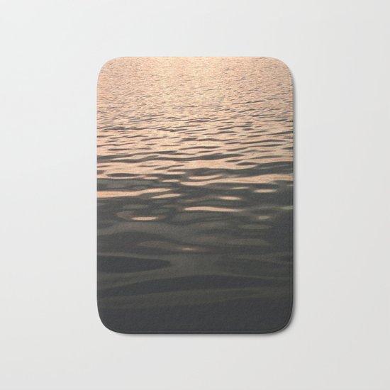 Liquid Sunset Bath Mat