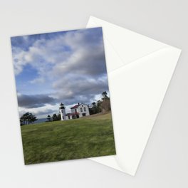 Late Fall at Admiralty Head Stationery Cards