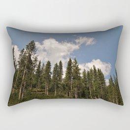 Conifers Rectangular Pillow