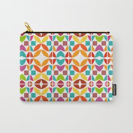 Geometric n1r Carry-All Pouch
