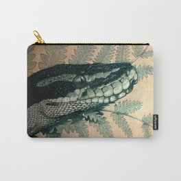 Ball Python Portrait Carry-All Pouch