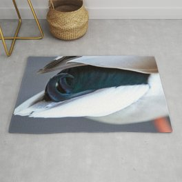 duck tail Rug