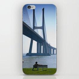 Under the Bridge iPhone Skin